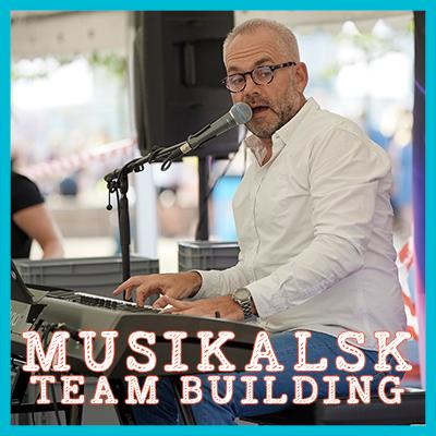MUSIKALSK TEAM BUILDING 100